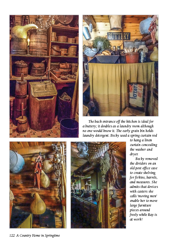 A Country Home pg 122